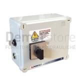 Quadro Elettrico per Elettropompa Sommersa QEM 150 HP.1,5