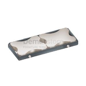 Deflettore Fumi Clam in Ecoker Completo di Supporto per SUEZ IDRO e VITTORIA