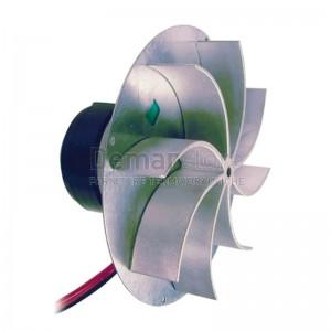 Estrattore Fumi FANDIS VFC3A23 con Motore ECOFIT 2RECA3 per Stufe a Pellet