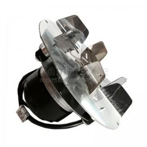 Estrattore Fumi FANDIS VFC3A23HKBRS0 con Motore ECOFIT 2RECA3 per Stufe a Pellet