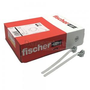 Collare a Fascetta in Nylon per Fissaggio di Tubi e Cavi 8-32 mm (Pezzi 80)
