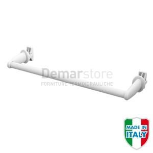 Barra Portasciugamano per Scaldasalviette HANDY 40 Bianco