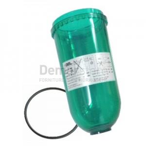 Bicchiere per Filtro Gel DEPURA 1000 + O-Ring