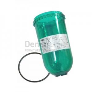 Bicchiere per Filtro Gel DEPURA 550 + O-Ring