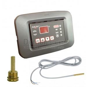 Centralina per termocamini ad acqua Digitale MicroMav
