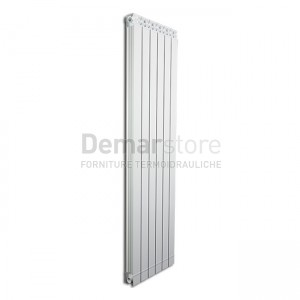 Radiatore Alluminio Fondital GARDA DUAL 80 Interasse 1200/80 mm