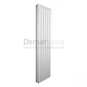 Radiatore Alluminio Fondital GARDA DUAL 80 Interasse 1400/80 mm