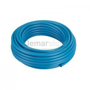Tubo Flessibile Blu-Lock per Irrigazione Diam. 15 mm Rotolo mt.30