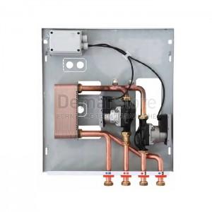 Modulo per Separazione Impianti 35 kW con 2 Circolatori