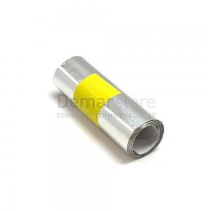Nastro Alluminio Adesivo per Trecce Stufe Lunghezza cm.50
