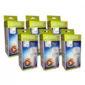 Ricariche GELPHOS RAPID 8 Cartucce per Dosaphos Gel (6 Confezioni)