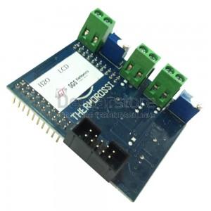 Schedina Elettronica Thermorossi per H2O 25/COMPACT 25