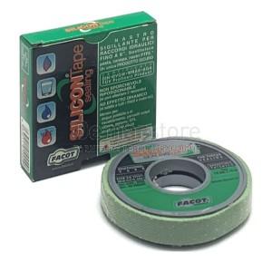 Nastro Sigillante Facot Silicon Tape per Raccordi Idraulici mt.15