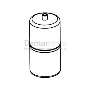 Vaso di Espansione Thermorossi Lt.2,5 per H2O/COMPACT