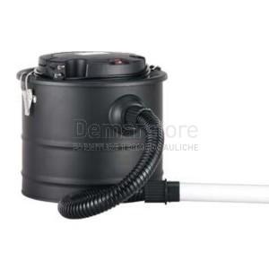 Bidone Aspiracenere Elettrico per Pellet Vesuvio 1200 W